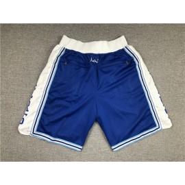 Pantalon Corto de Bolsillo Los Angeles Lakers Azul