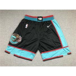 Pantalon Corto Memphis Grizzlies 2021 Negro