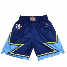 Pantalon Corto 2020 All Star Azul