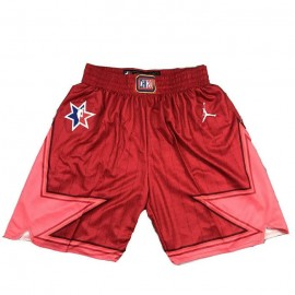 Pantalon Corto 2020 All Star Rojo
