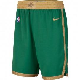 Pantalon Corto Boston Celtics 19/20 Verde City Edition