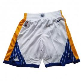 Pantalon Corto Golden State Warriors 17/18 Blanco Association Edition