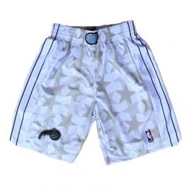 Pantalon Corto 2001/02 Orlando Magic Blanco Classic Edition