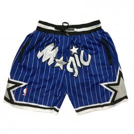 Pantalon Corto 2003/04 Orlando Magic Azul Classic Edition